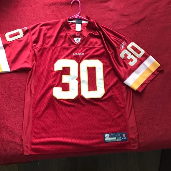 washington redskins LaRon Landry reebok NFL jersey